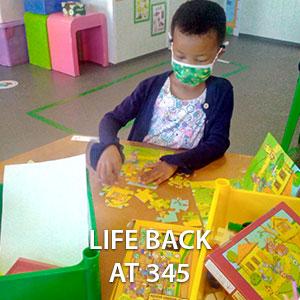 Life Back at 345