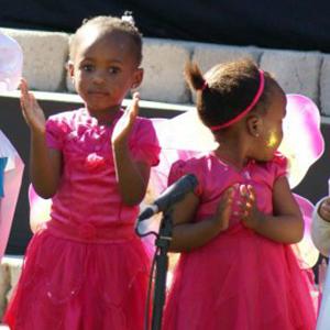 345 Nursery School Concert