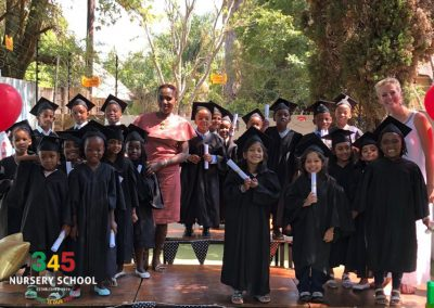 345 Nursery School Grade R Graduation