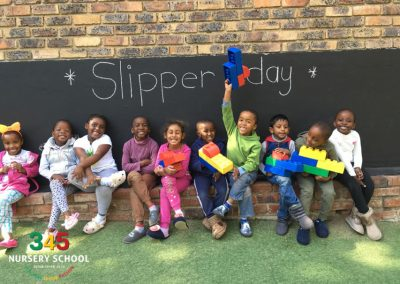 Slipper Day at 345